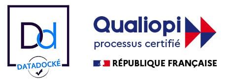 datadock Qualiopi  logo